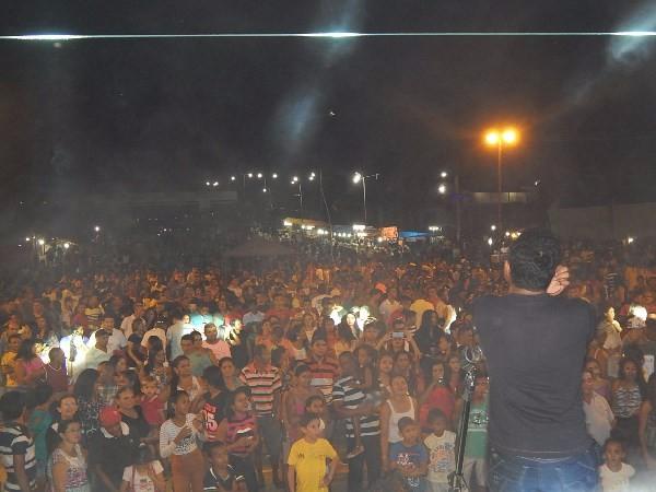 Banda Os Meninos de Barão fez Grande Show em Lagoinha