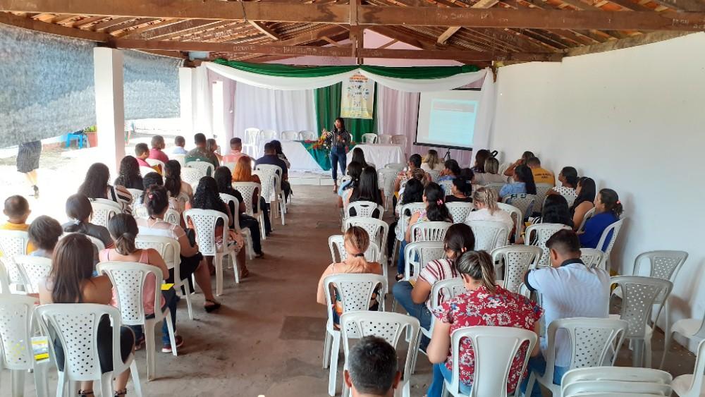 VIII Conferência Municipal da Assistência Social em Agricolândia