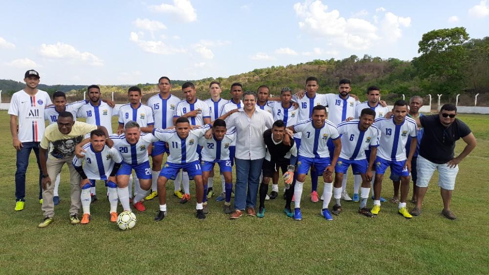 Abertura do II Campeonato de Futebol de Miguel Leão