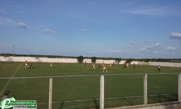 Sem-Final do Campeonato de Futebol em Olho Dagua Pi