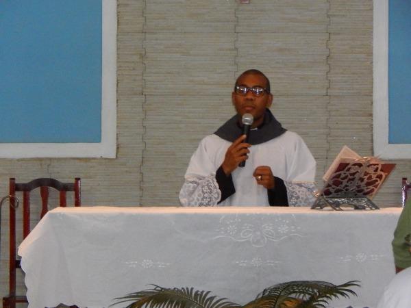 Veja como foi a Primeira Missa na Abertura do Festejo de Santa Ana