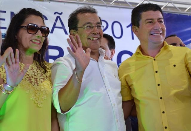 Convenção do PSD Homologa a Candidatura de Jonas Moura em Agua Branca