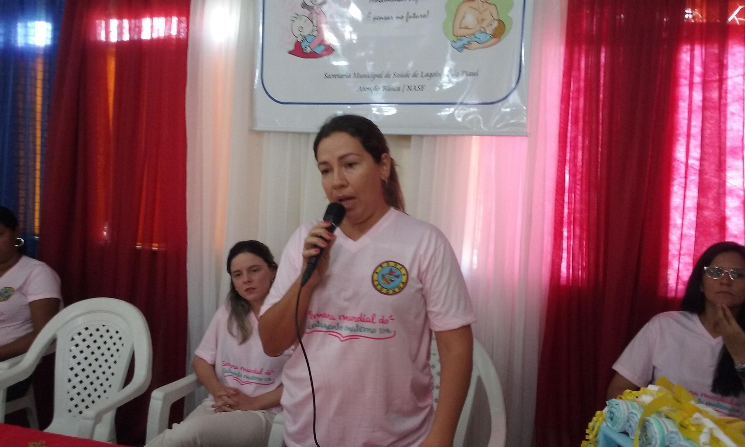 Lagoinha realiza evento comemorando a Semana Mundial da Amamentação