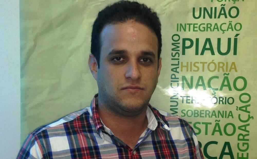 Prefeito de Amarante denuncia a situação caótica que recebeu a administração