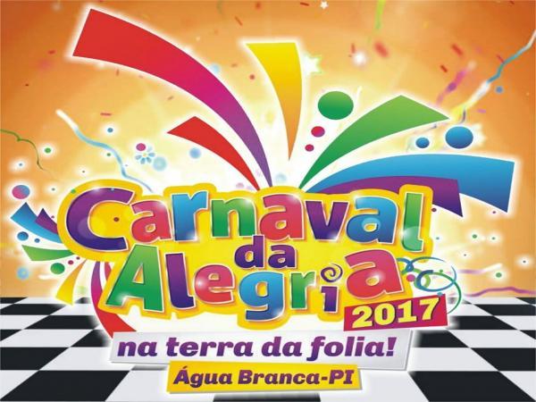 Prefeito de Agua Branca Jonas Moura Anuncia o Carnaval 2017