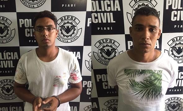 Polícia faz apreensão de Duas Pessoas cerca de 13 kg de drogas em Água Branca