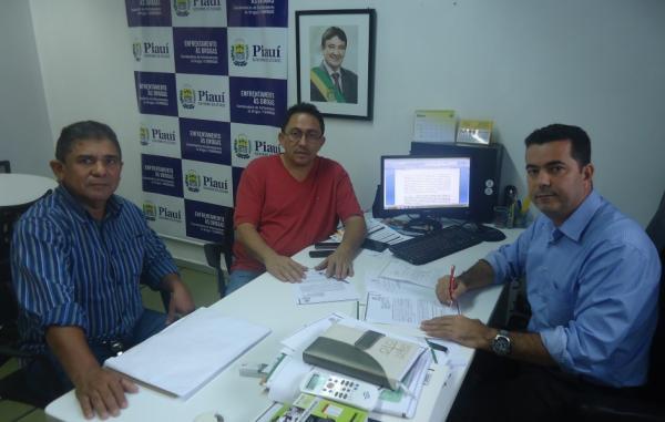 Cendrogas firma parceria com prefeitura de Agricolândia
