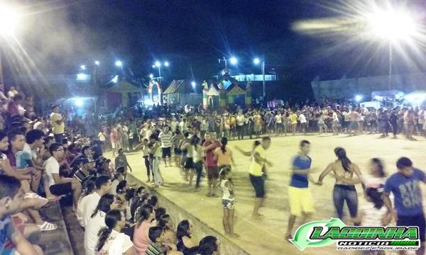 Veja imagens da ultima noite do Tradicional Balandê em Lagoinha do Piauí