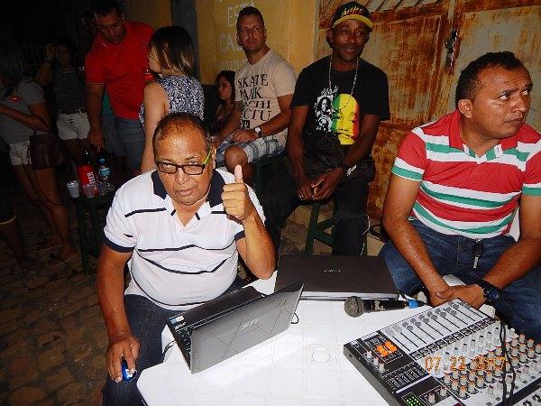 Baile 0800 no Bar Rodoviário bate recorde de Publico em Lagoinha