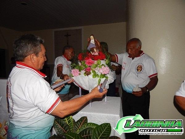Encerramento do Festejo de Santa Ana em Lagoinha Piauí