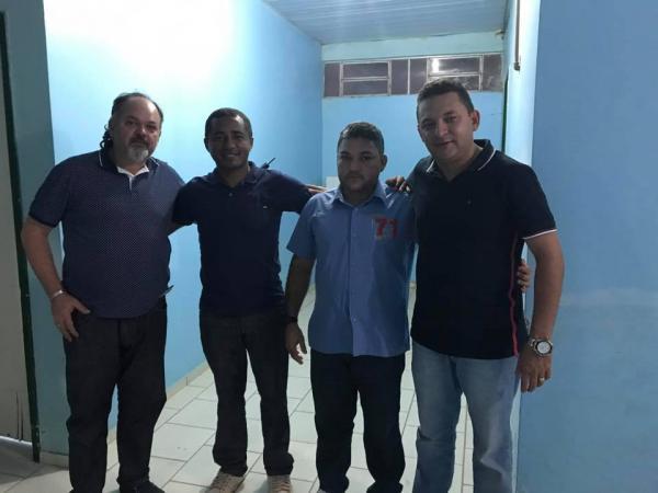 Hélio Rodrigues intensifica sua caminhada pelo Estado rumo a 2018