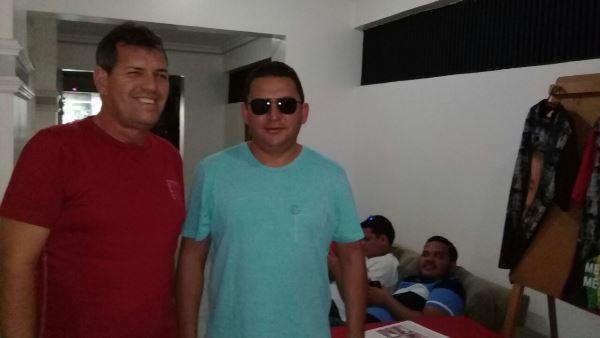 Hélio Rodrigues participa de Encontro do PT em Teresina