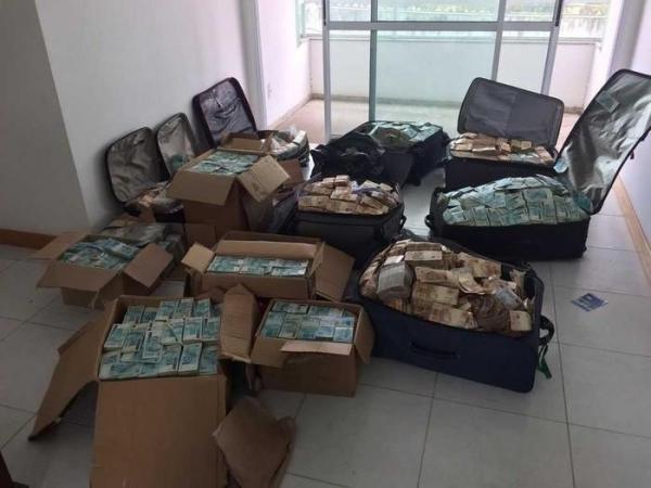 PF dinheiro em imóvel que seria utilizado por Geddel em Salvador