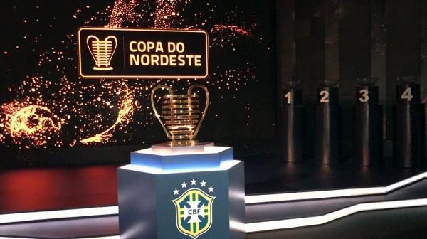 Copa do Nordeste 2018 tem os quatro grupos definidos