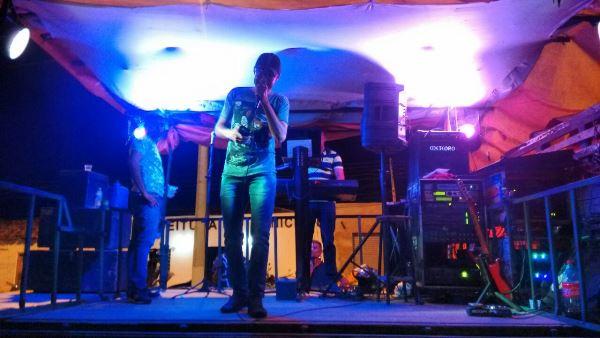 Banda Acorde Musical apresenta sua Nova Formação em Hugo Napoleão
