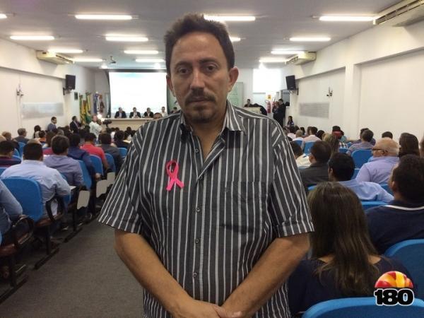 Prefeito Walter Alencar participa do lançamento do programa 'Avançar Cidades' em Teresina