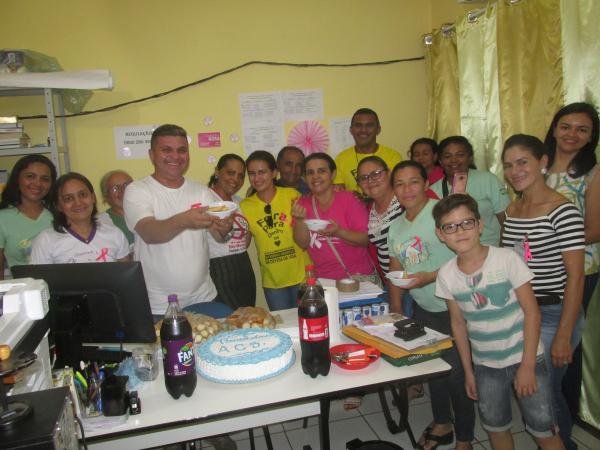 Secretaria de Saúde realiza festa em homenagem ao Dia do Agente de Saúde em Agricolândia