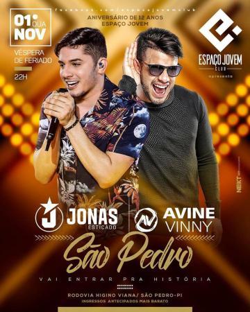 Tá chegando o Maior Show do Ano em São Pedro Piauí