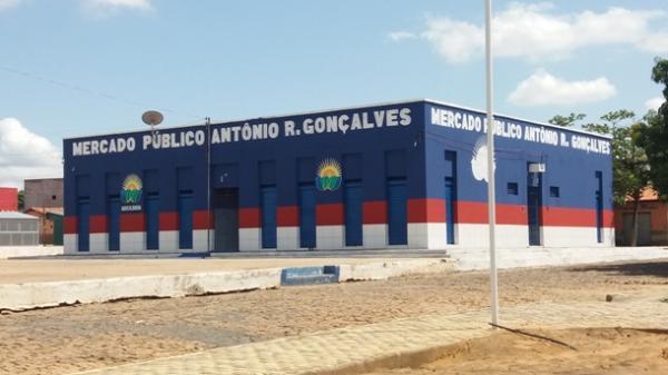 Mercado Público Municipal de Agricolândia é reformado