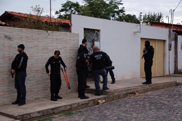 Greco Realiza Operação Refranata e prende varias pessoas por Tráfico de Drogas