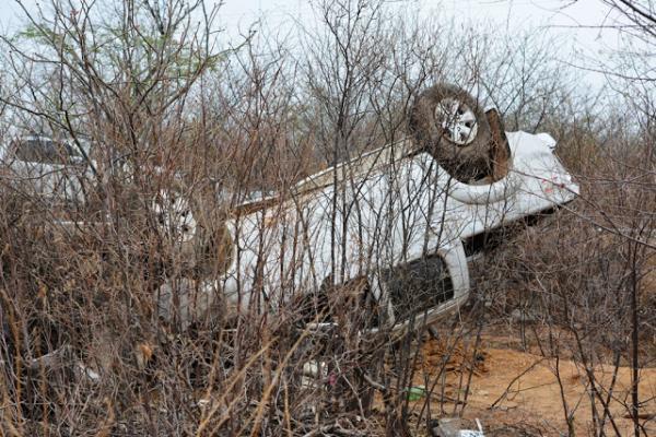 Grave acidente na BR 230 mata Picoense em Fronteiras