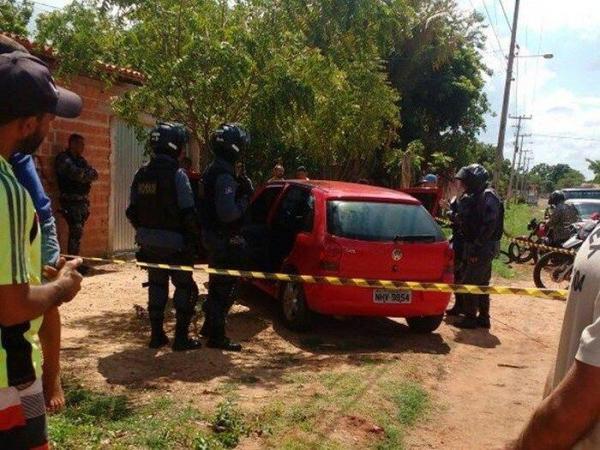 Com passagens pela polícia homem é executado em Timon