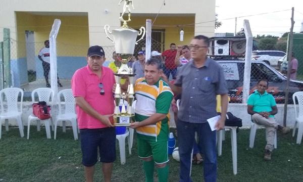 Regeneração Bi Campeão do Campeonato dos Cinquentões