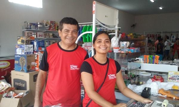 Supermercado Super Preço é Inaugurado em Lagoinha do Piauí