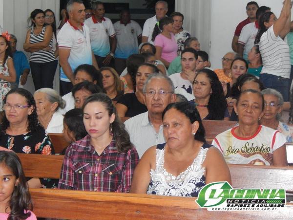 Dr. Pessoa participa de Procissão de encerramento do Festejo de São Sebastião