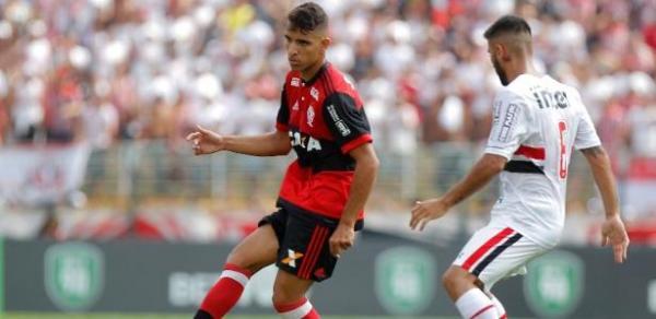 Com gol relâmpago Flamengo bate São Paulo e leva Copinha