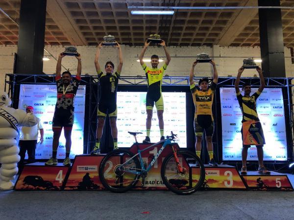 Ciclistas Campomaiorenses são destaque em competição nacional