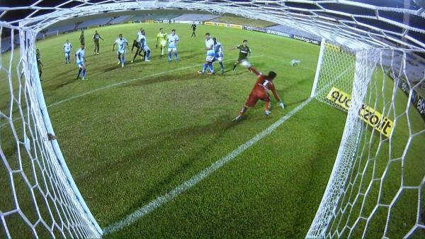Parnahyba sofre gol aos 52 minutos e é eliminado da Copa do Brasil