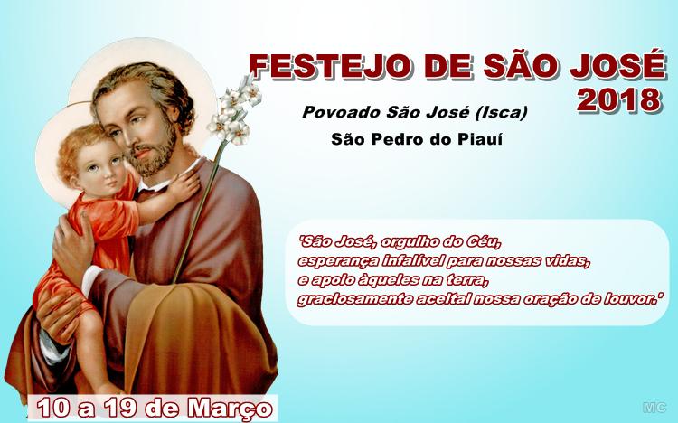 Festejo do povoado São José
