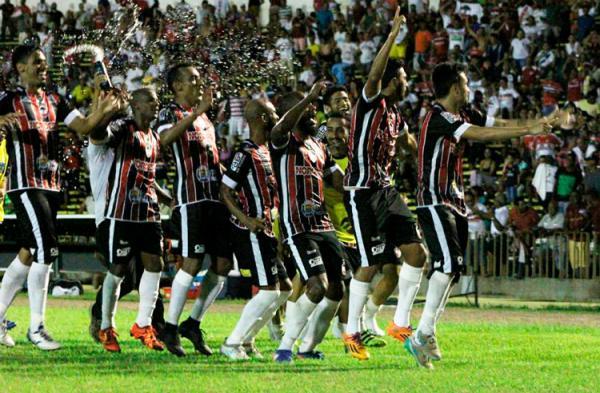 River Vence Flamengo pelo Campeonato Piauiense