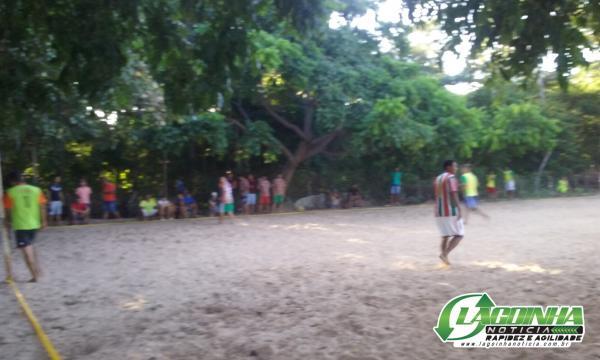 Fluminense Campeão do torneio de Futebol de Areia