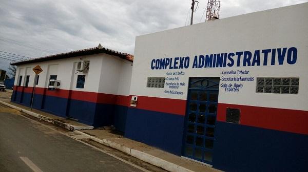 População de Agricolândia contará com Complexo Administrativo