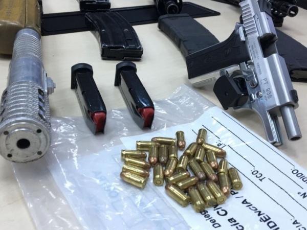 Polícias do PI e AL prendem 12 acusados de assaltos a bancos