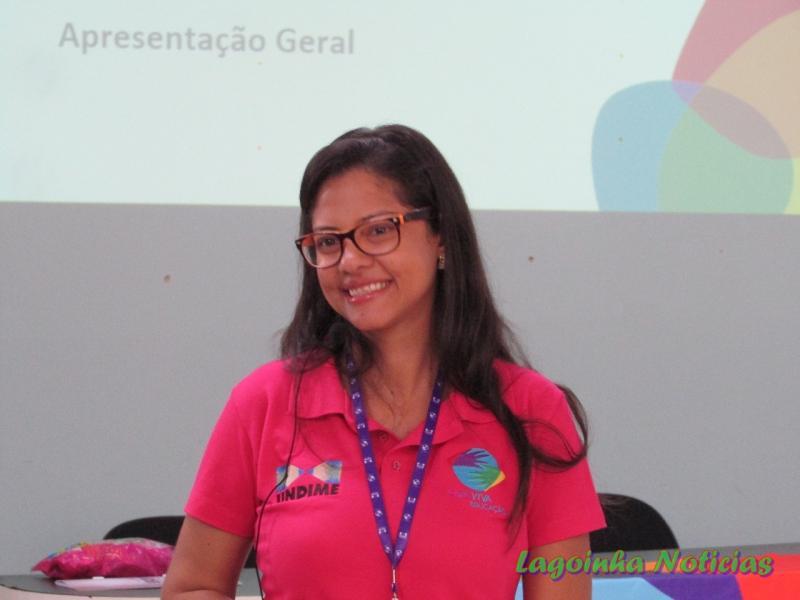Coordenadora Nacional do Conviva realiza Reunião na cidade de Lagoinha do Piauí