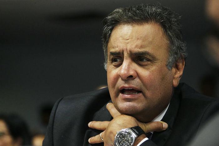 Aécio Neves vira réu por corrupção e obstrução de Justiça
