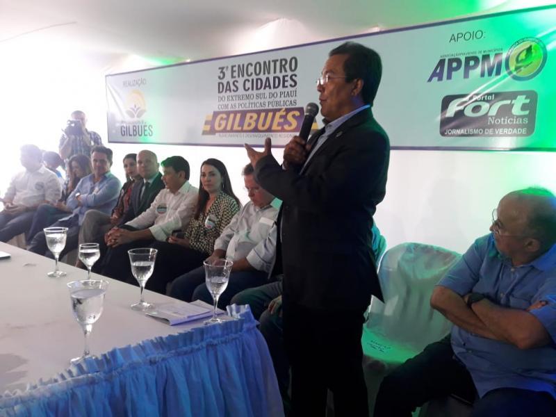 Vice-Presidente da APPM participa do 3º Encontro das Cidades do Extremo Sul