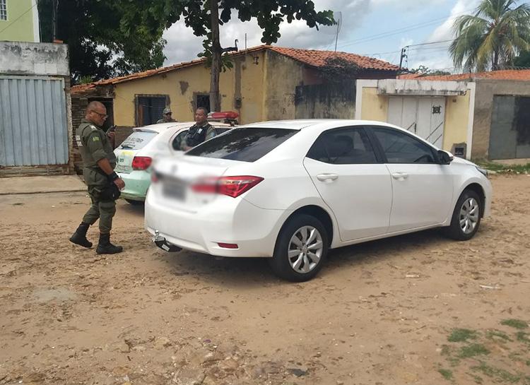 Empresária sofre sequestro-relâmpago ao entrar em carro no bairro Marquês