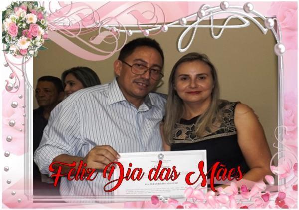 Prefeito Walter Alencar convida todas as mães para uma mega festa em sua homenagem dia 29 de maio