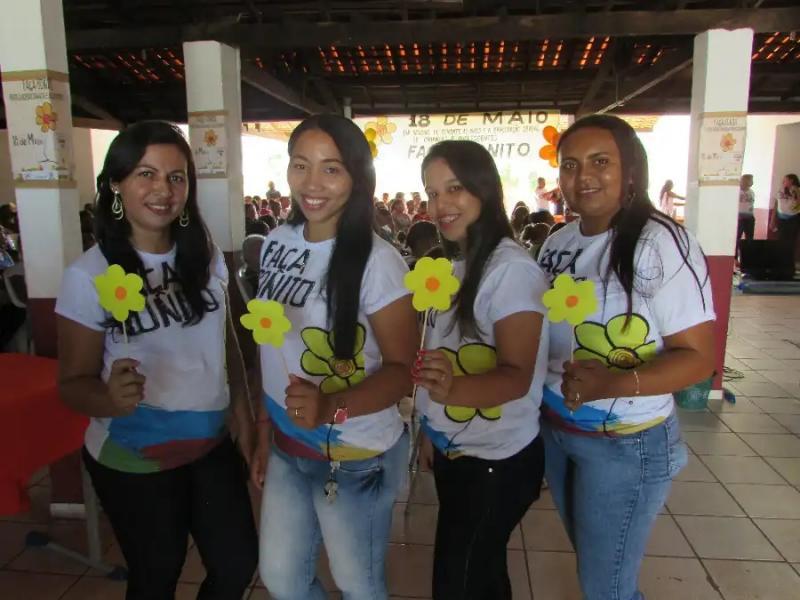 Conselho Tutelar de Lagoinha realiza Palestra Educativa Sobre o Dia Nacional de Combate a Exploração Sexual da Criança e Adolescente
