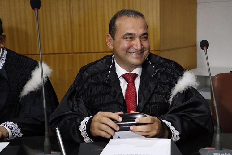 Erivan Lopes deve ser candidato único na eleição do Tribunal de Justiça
