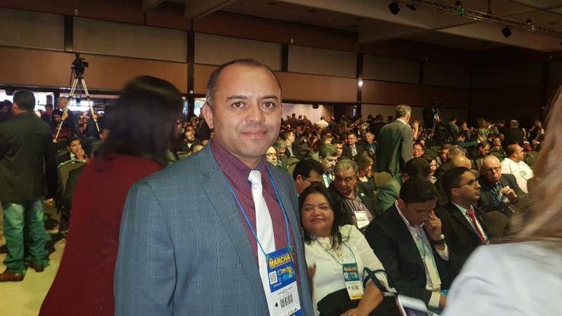 Presidente da AMPAR participa da XXI Marcha dos Prefeitos em Brasília