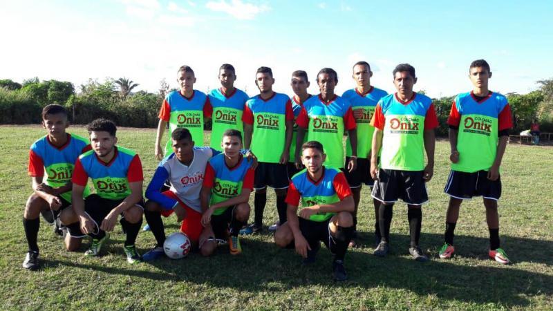 Ajax e São Paulo vence na Abertura do campeonato de Futebol Socyte em Lagoinha