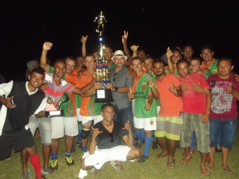 Seleção de Agricolândia é Campeã do Campeonato dos Quarentões do médio Parnaíba