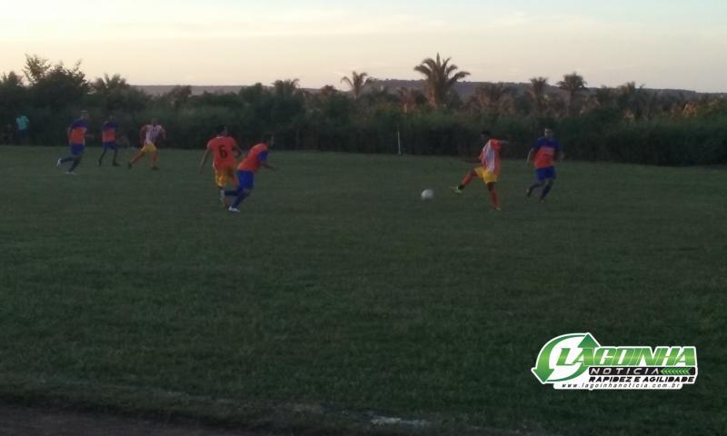 Dois jogos fecharam a primeira rodada do Campeonato Socyte de Lagoinha Confira