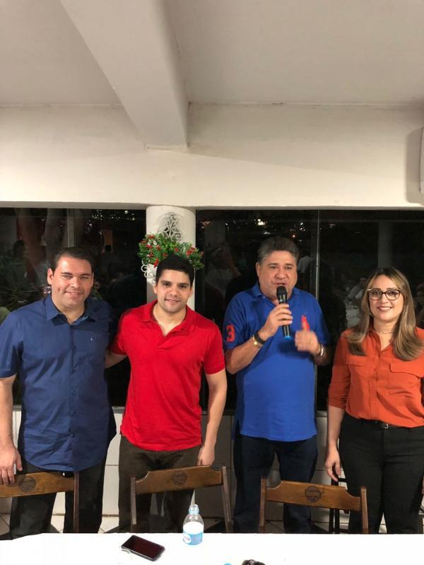 Delegado James Guerra firma Apoio a João Madison e Rejane Dias