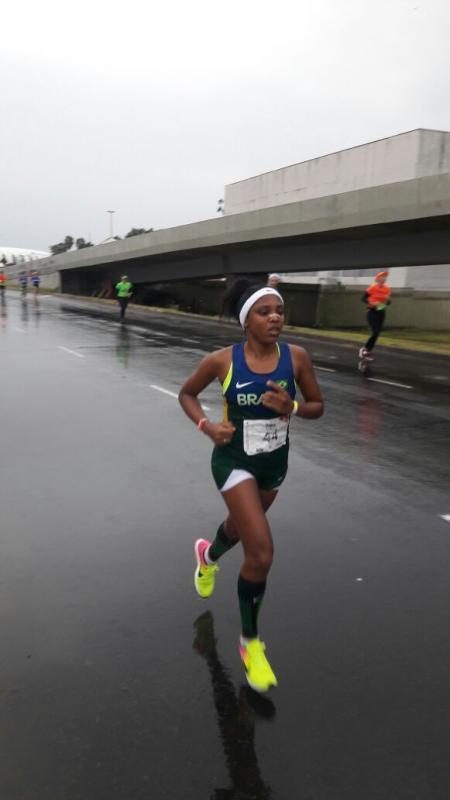 Atleta de Olho D'água do Piauí Garante Pódio na Maratona internacional de Porto Alegre